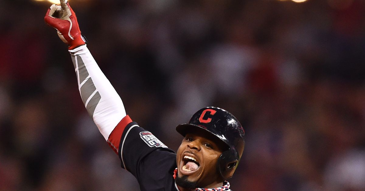 Rajai Davis' crushing journey from hero to footnote, in a World Series minute
