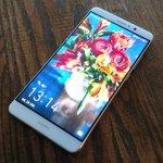 Mate 9 ausprobiert|Huawei präsentiert<br />seinen Display-Riesen