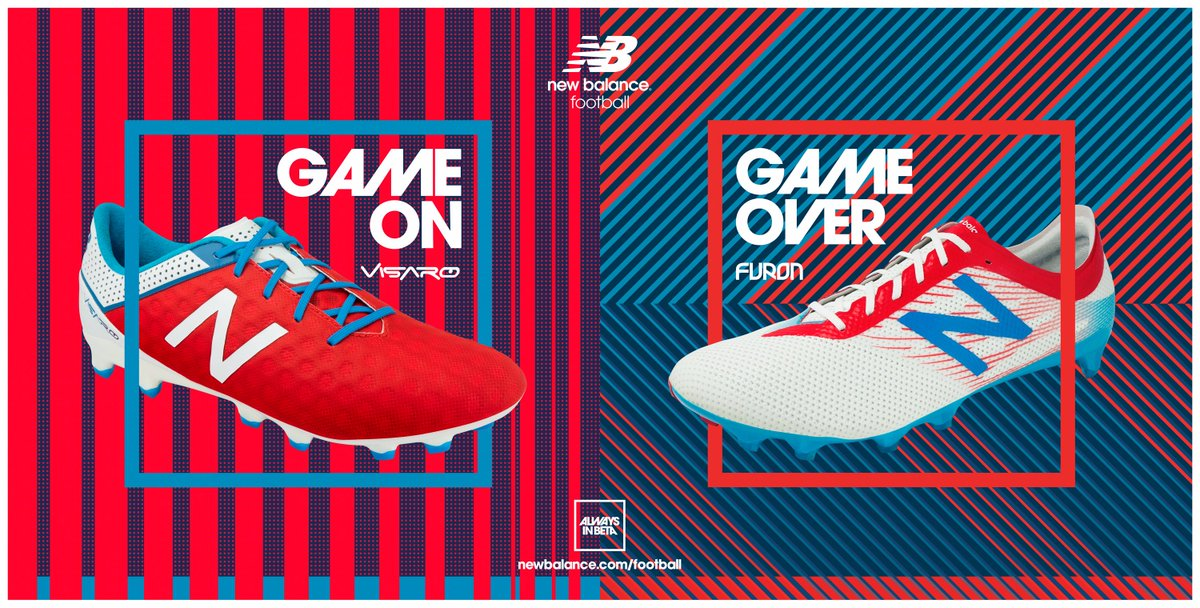 Push yourself in fresh new colours. It's Game On in #Visaro. It's Game Over in #Furon; https://t.co/6zmrbUVjyR https://t.co/Gk53vXYrf0