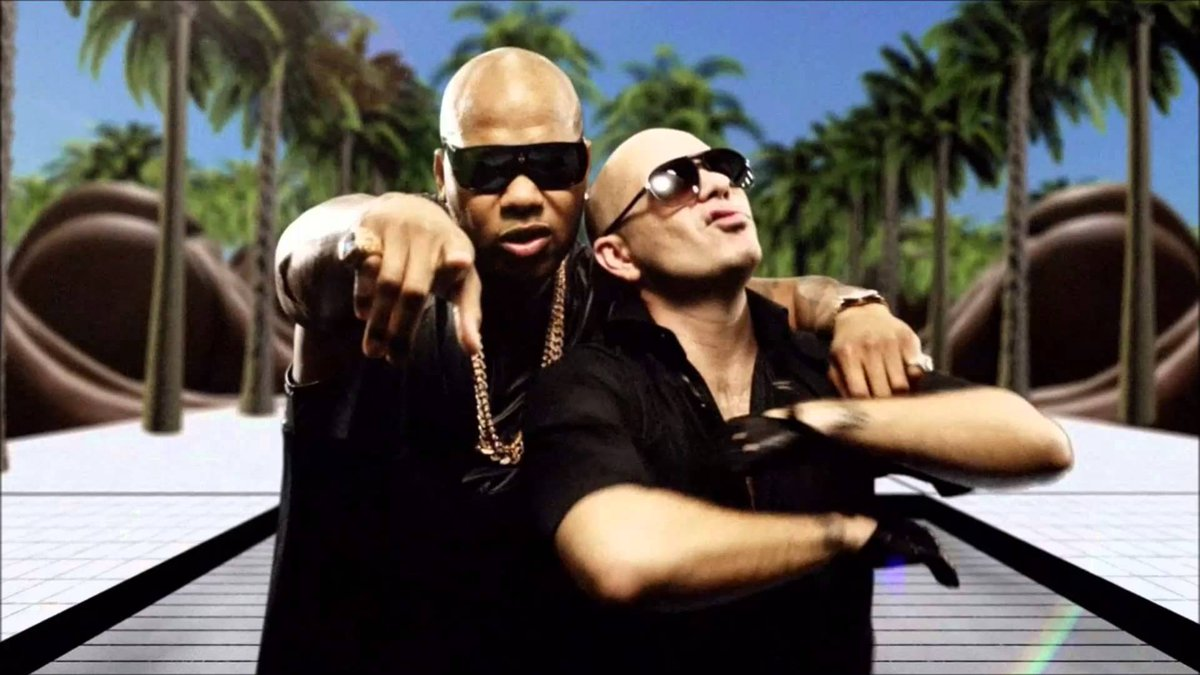 #TBT @Official_Flo Mr. International hit the airport #MrWorldwide #Greenlight https://t.co/BR9SnIBzvU