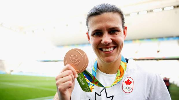 Canada's Christine Sinclair up for FIFA player of the year award From @Globe_Sports