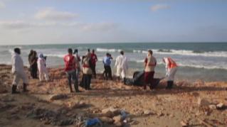 Two Mediterranean shipwrecks see 240 migrants killed