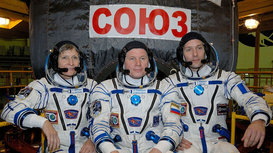 New Expedition 50 trio settles in space station home before next crew launches Nov. 17. https://t.co/iUBzCVOmiz https://t.co/F6sIjLizll