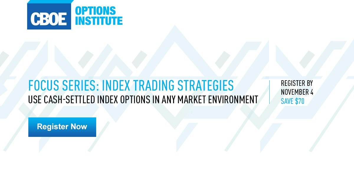 Cboe index options trading hours