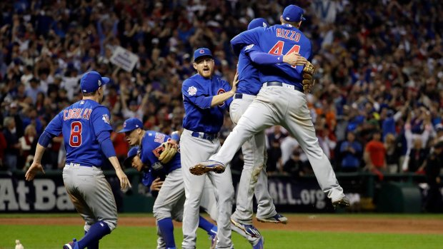 Obama invites World Series champion Cubs to White House