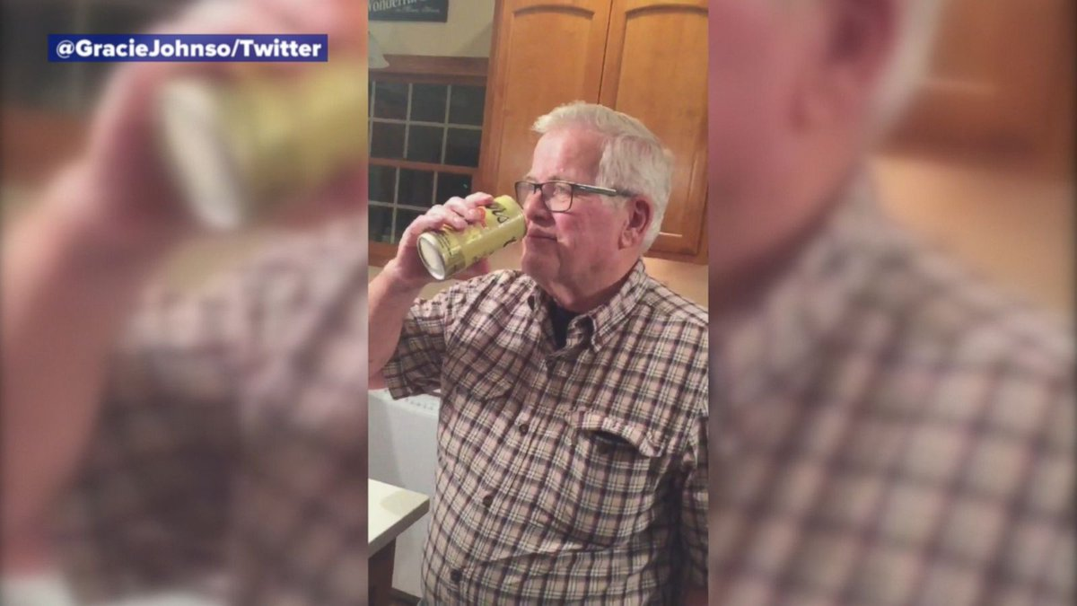 Man finally opens beer he saved 32 years ago for a Cubs World Series win.