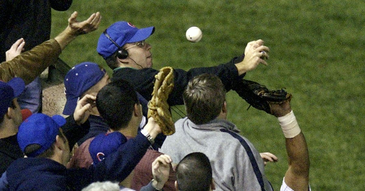 Steve Bartman 'overjoyed' by Cubs' World Series win, won't crash victory parade