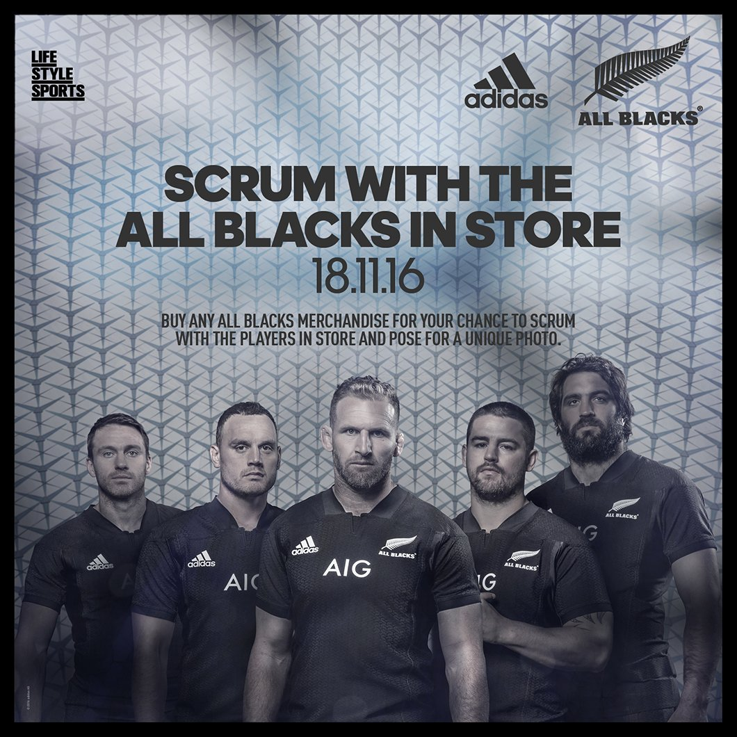 Buy any @NZRugby product in select stores to win a chance to scrum down with the #AllBlacks, Grafton St, Nov 18th. https://t.co/kFUm0qFNI1