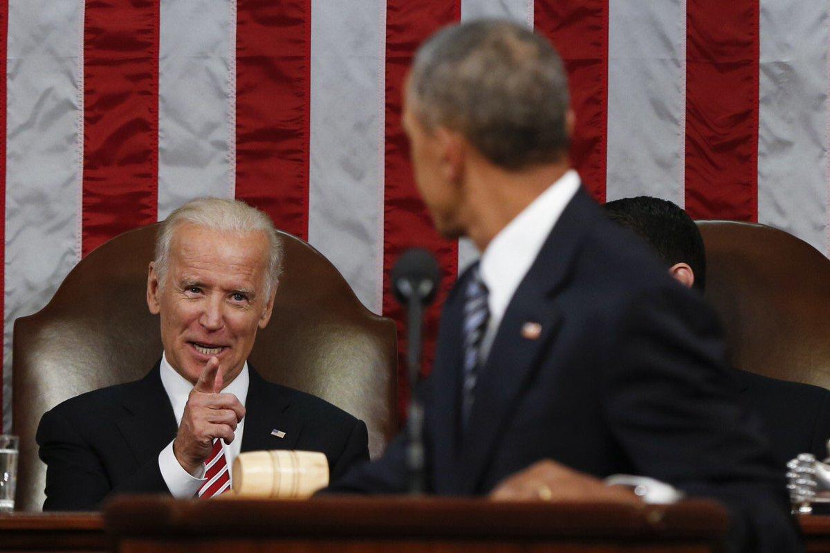 "Biden: ""Can we still live together?"" Obama: ""That's not how it w-"" Biden: ""I got us race car beds"" Obama: ""..."" https://t.co/xaf9BNfB83"