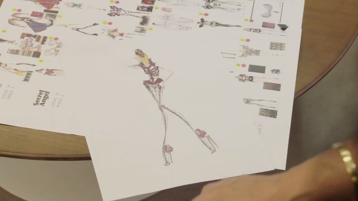 Ever wonder how the #VSFashionShow looks come together? Check it out. https://t.co/E0KVA3HR0s