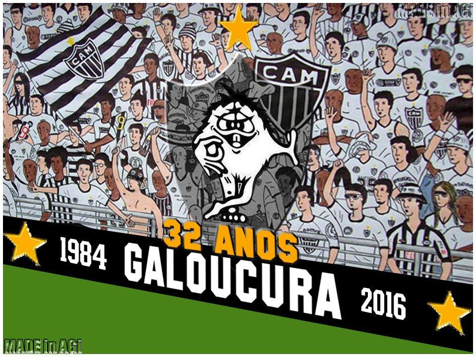 #Galoucura32Anos: Galoucura 32 Anos