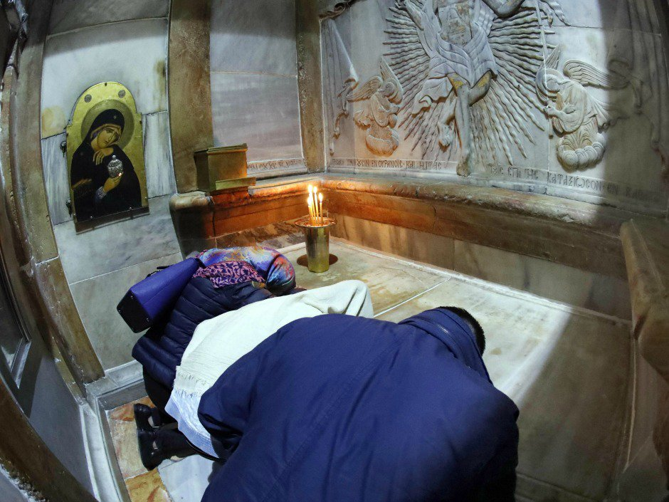 Tomb in Jerusalem believed to belong to Jesus Christ opened for first time in centuries