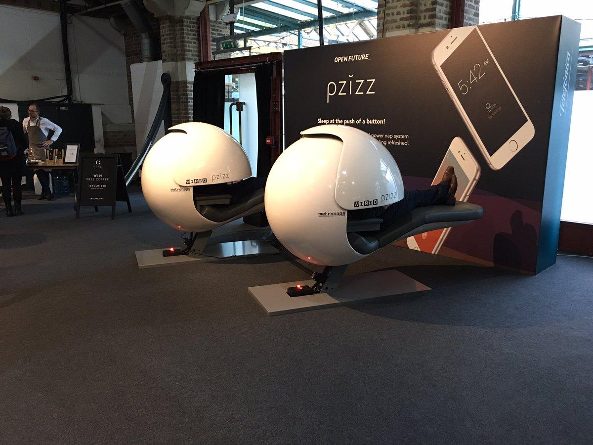 Designer Sessel Metronaps Energypod