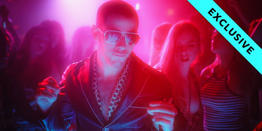 Surprise! Champagne Problems video dropping Monday, exclusively on @TIDALHiFi. Get ready #TIDALXNICKJONAS https://t.co/dBlHqFGNbZ