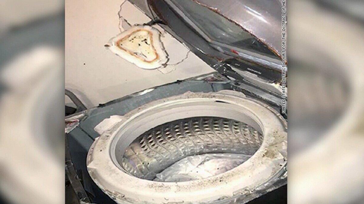 Samsung's latest recall headache: 3 million washing machines