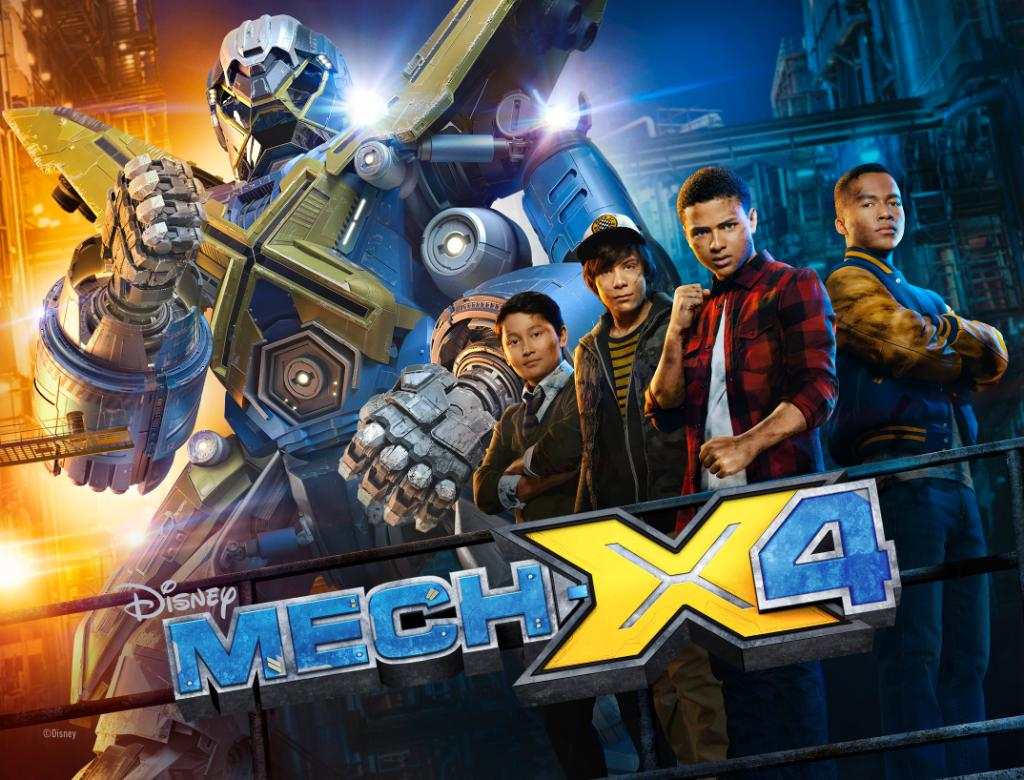 Mech-X4 2x01 Espa&ntildeol Disponible