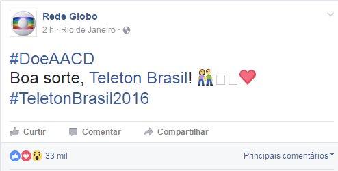 #SomosTodosTeleton: Somos Todos Teleton
