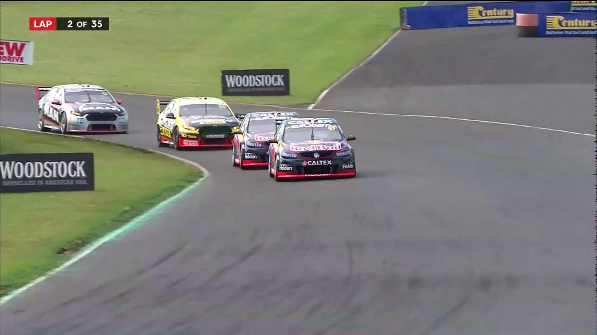 We are on for a cracker race... #VASC https://t.co/p84a9ImvfG