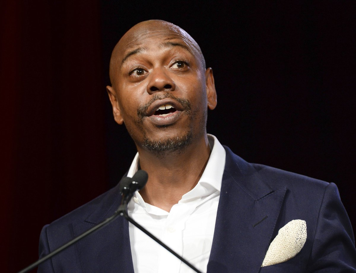"""Comedian Dave Chappelle to make hosting debut on """"Saturday Night LIve"""" next week"""