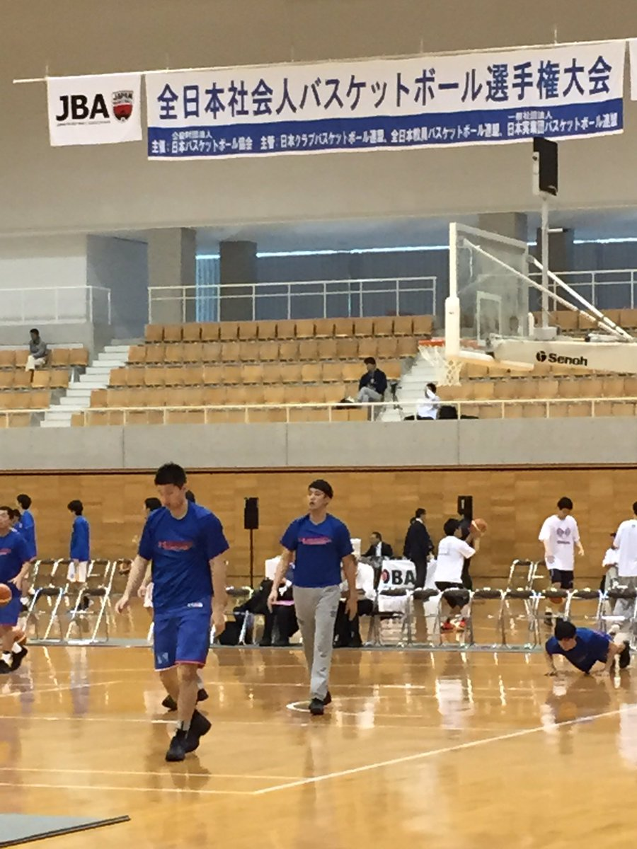 第12回全日本社会人バスケットボ...