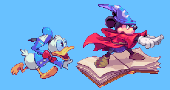 These #pixelart were for a runner project for my job that ultimately became a tycoon game https://t.co/VPGJA66qMi