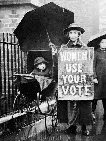 RT @brielarson: Women! Use your vote! https://t.co/g0k4lsUU9S