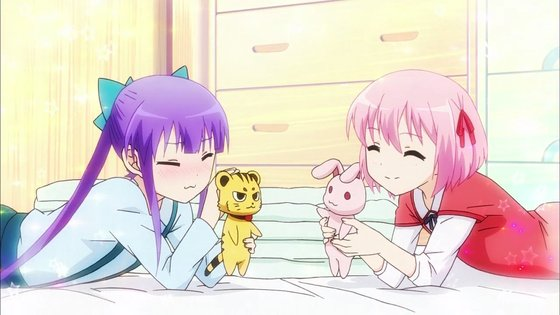 はるくん「だんちがい」ってアニメ知ってる?戸川汐音と矢澤にこの声のロリ双子ちゃん……そのお兄さんの名前が……!完全に俺