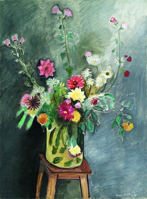 "Henri Matisse ""Fleurs"", 1918. San Diego Museum of Art. https://t.co/DjehUUTOOt"