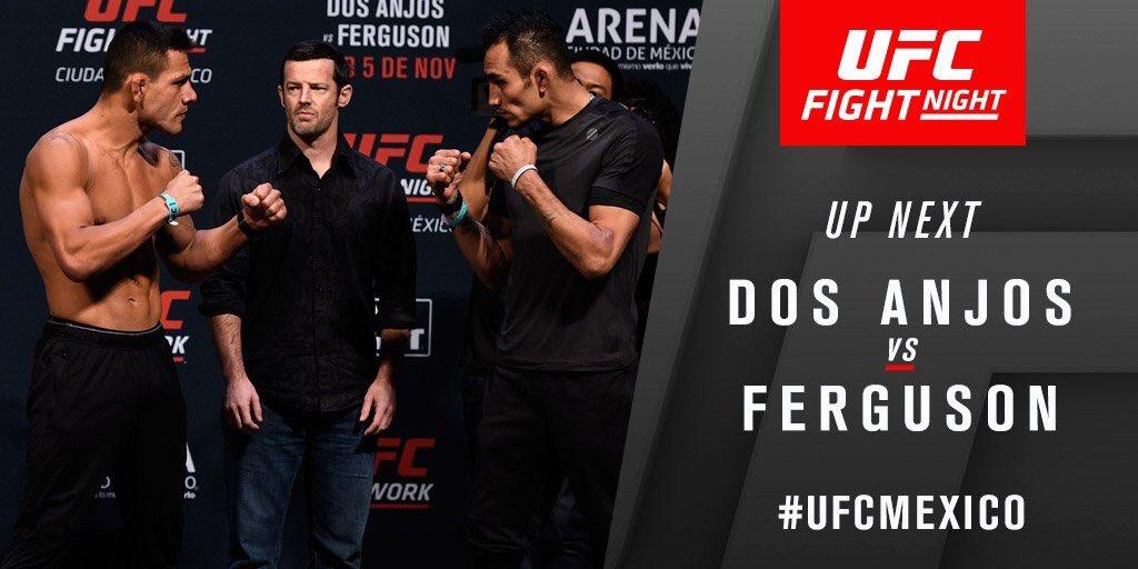 #UFCMexico: UFC Mexico