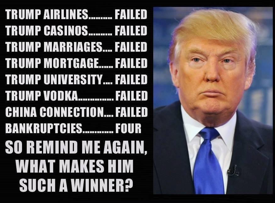 Don't forget about #TRUMP !!! https://t.co/TzDqEJmJuN