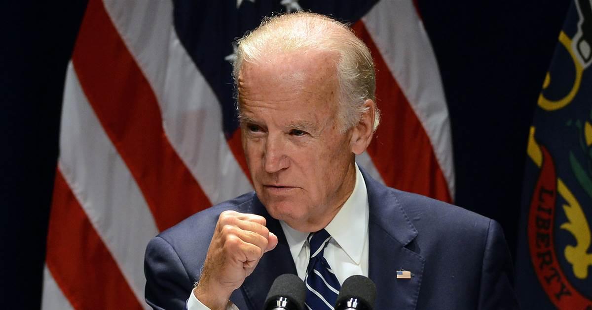 Joe Biden bolsters support for Clinton in Scranton, Pennsylvania