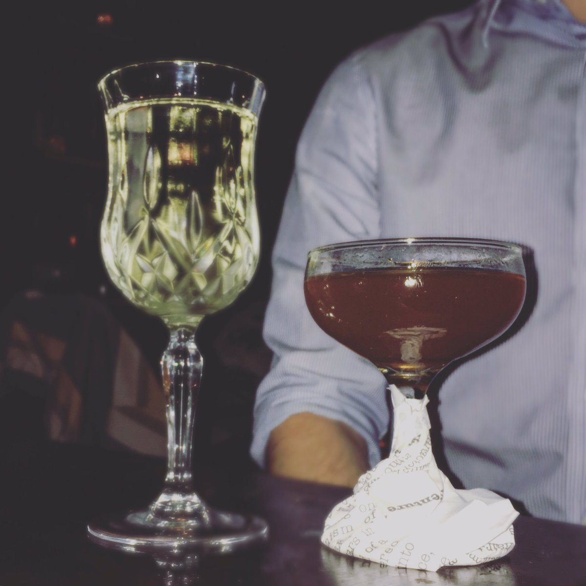 The 1691 atWorship Street Whistling Shop London's craziest cocktails