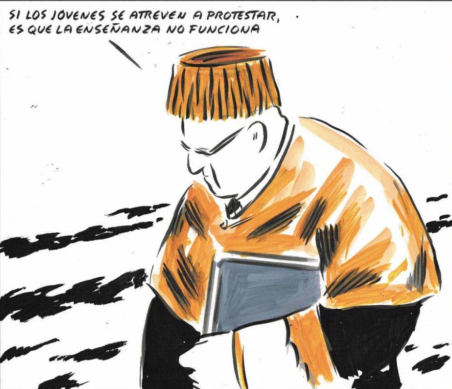EL ROTO 07N   #Portada #Portadas #EnPortada  #FelizLunes #NaomiKlein #ObjetivoTrumpVsClinton https://t.co/Uh6Tn816mD