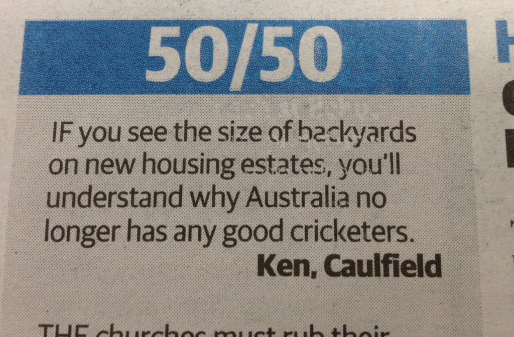 Ken from Caulfield with some common sense in the 50/50 section. https://t.co/8m05HH5fB7