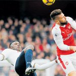 'Wanyama lucky to avoid red'