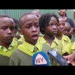 Bridge schools parents and pupils hold procession to parliament