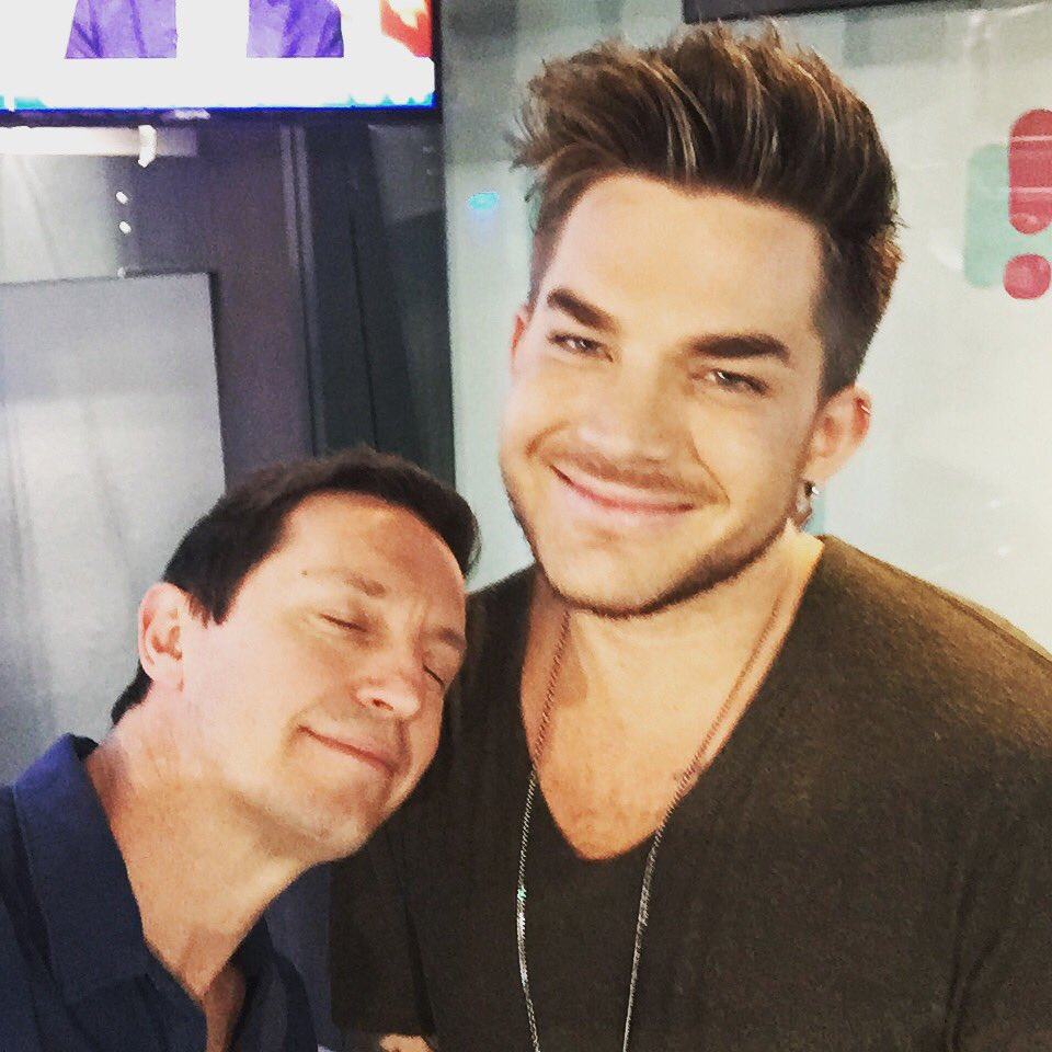 Dear @adamlambert, you and your snuggles are more than welcome any time. https://t.co/kpcMpvKJO8