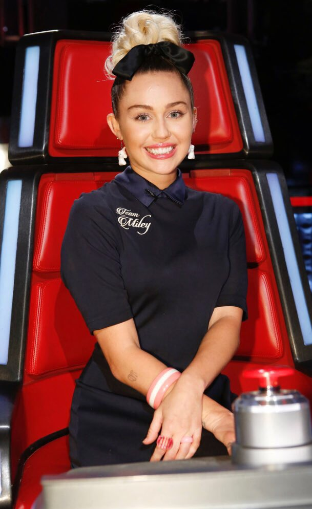 #TeamMiley: Team Miley
