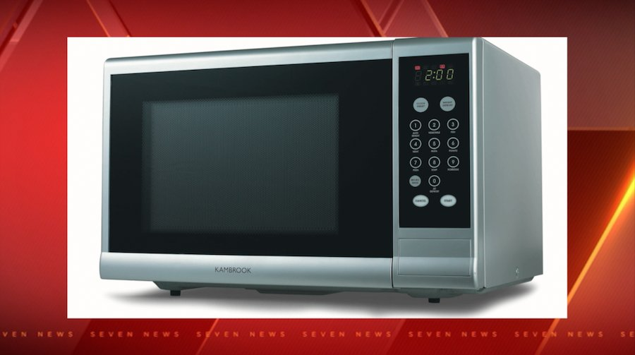 Product Safety Recall Kambrook Microwave Oven 30l Kmo400 Purchased From Kmart 2008