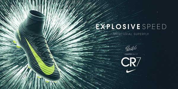 The next chapter is here. Introducing the new @Nike #CR7; https://t.co/3Inw1TgtJq Retail Launch: Nov. 10th https://t.co/INjwV2DzFx