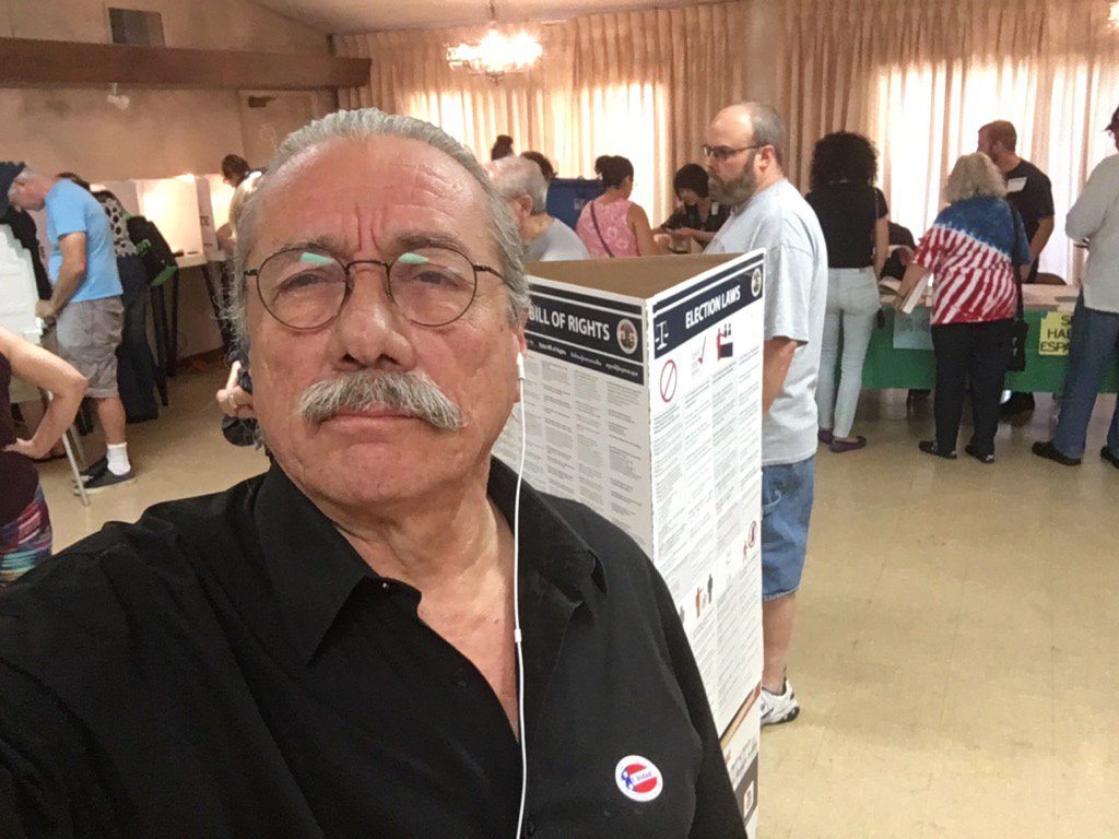 I voted today join me post it! Best thing we can do for the future of our families, communities and the country https://t.co/7bPgHdX6M5