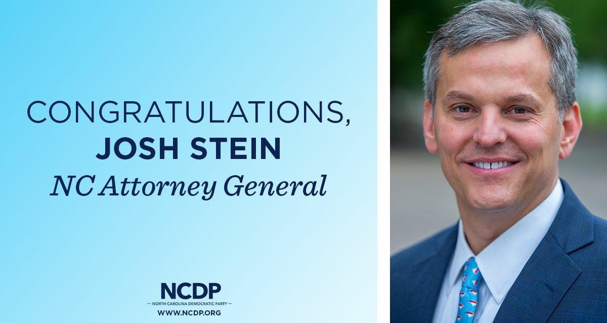 Congratulations, @JoshStein_! https://t.co/0YCXZnYESn