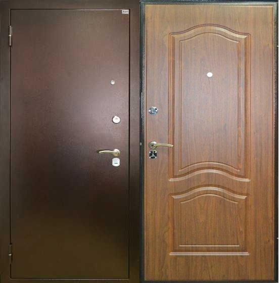 металлическая дверь в тамбур в котельники люберцы