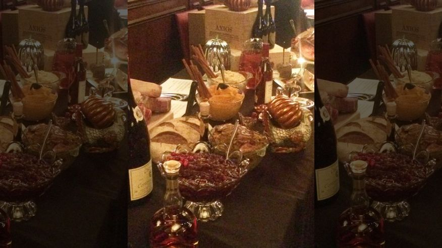 This extravagant Thanksgiving feast will set you back $50,000