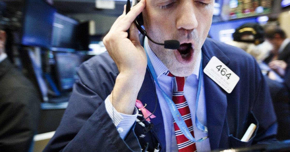 Dow, S&P 500 hit record highs as Nasdaq slips