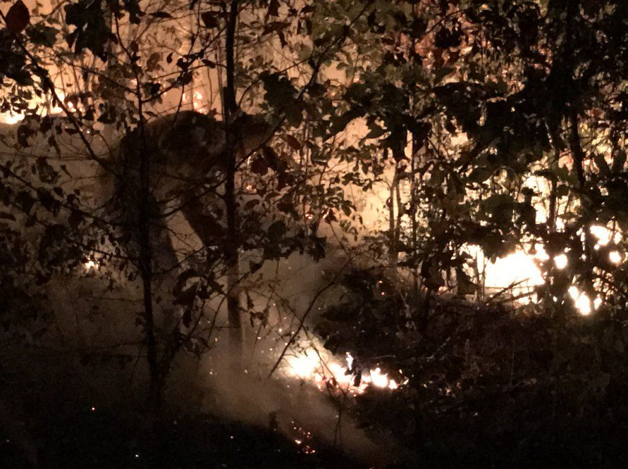 Governor Bentley approves $690K in emergency funds to fight wildfires
