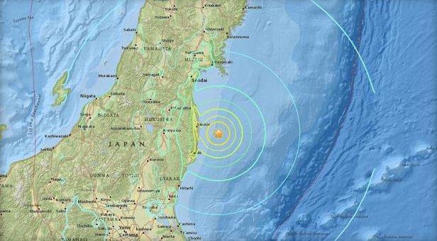 BREAKING: Japan has lifted tsunami warning after 6.9 magnitude quake struck coast