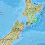 New Zealand hit by 6.3 magnitude earthquake just over a week after powerful tremor struck killing two