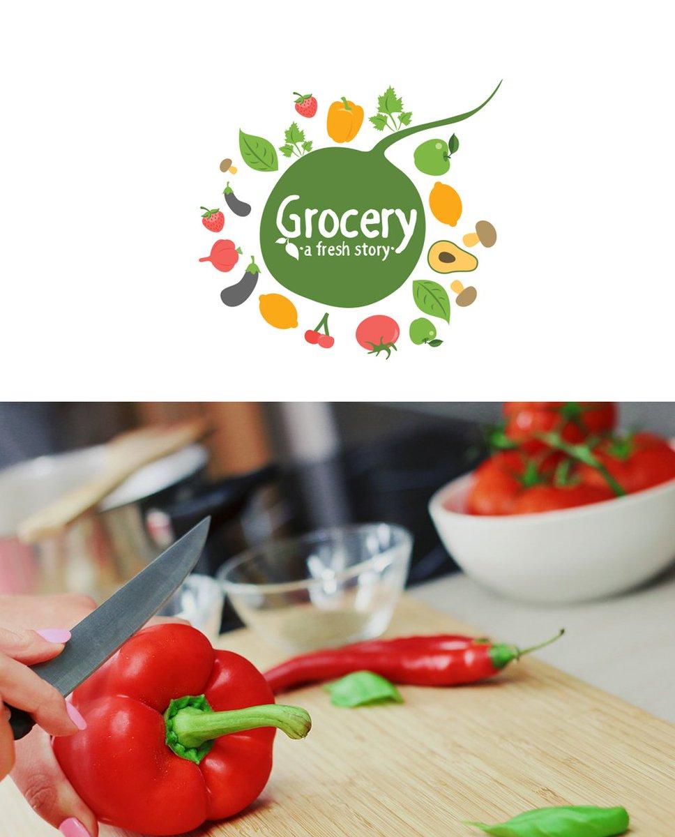 RT @jasnanovisad1: https://t.co/9TFoN7dVGa #grocery logo https://t.co/wgb1R36t7W