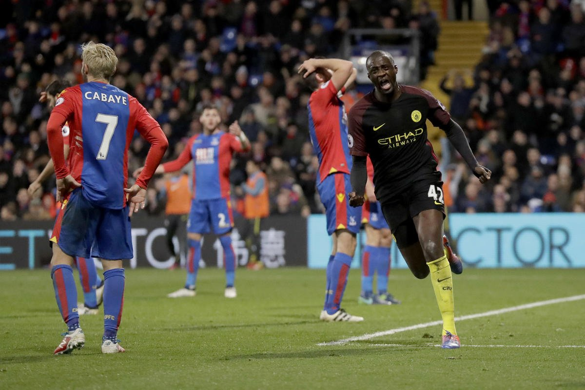 Lean, fit and scoring again, Yaya Toure back in favor at Man City
